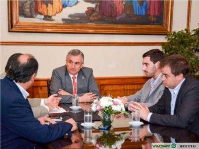 Gobierno y Unión Empresarios de Jujuy trabajan por el desarrollo de las Pymes
