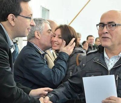"""Maderna pidió más renovación y """"pasos al costado"""""""
