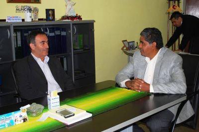 Municipio y Nación acuerdan acciones para optimizar el servicio de la Anses