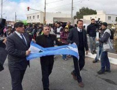 Gutiérrez advirtió sobre mezquindades, en Huincul
