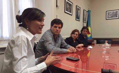 Diputados del FpV reclaman a Vidal la implementación de la ley de Boleto Educativo