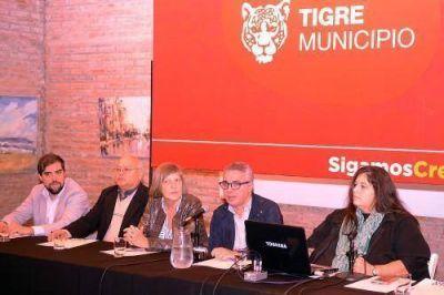 Zamora desea sanear el río Reconquista