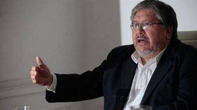 """Navarro: """"No sé si es conveniente que hoy Cristina sea candidata"""""""