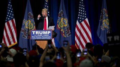 In�dito pacto para frenar a Trump entre los republicanos