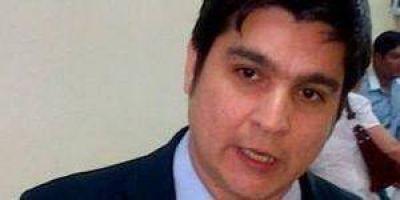 """""""En el siglo XXI los formoseños merecemos conocer los actos de gobierno"""" dijo Arce"""