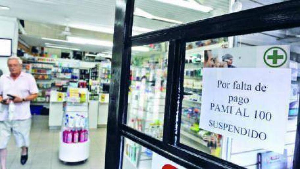 Conflictos con el PAMI, la industria y los farmacéuticos