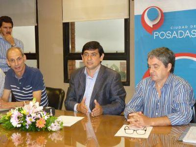 El municipio invierte 4 millones de pesos en maquinaria para obras públicas