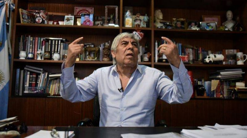 Hugo Moyano: