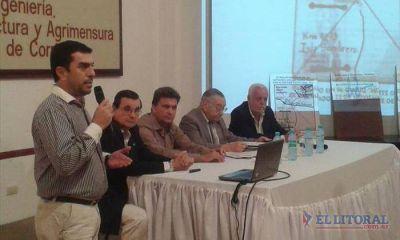 Garantizan la continuidad del gasoducto y del Belgrano Cargas
