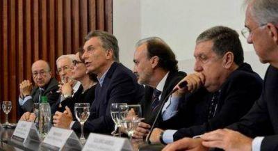 Ramón Puerta habló del futuro de las inversiones