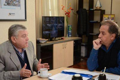 Linares y Pais analizaron proyectos para preservar puestos de trabajo en la región