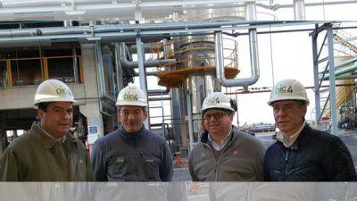 Buscan crear plantas generadoras de Bioetanol y energía a partir del maíz