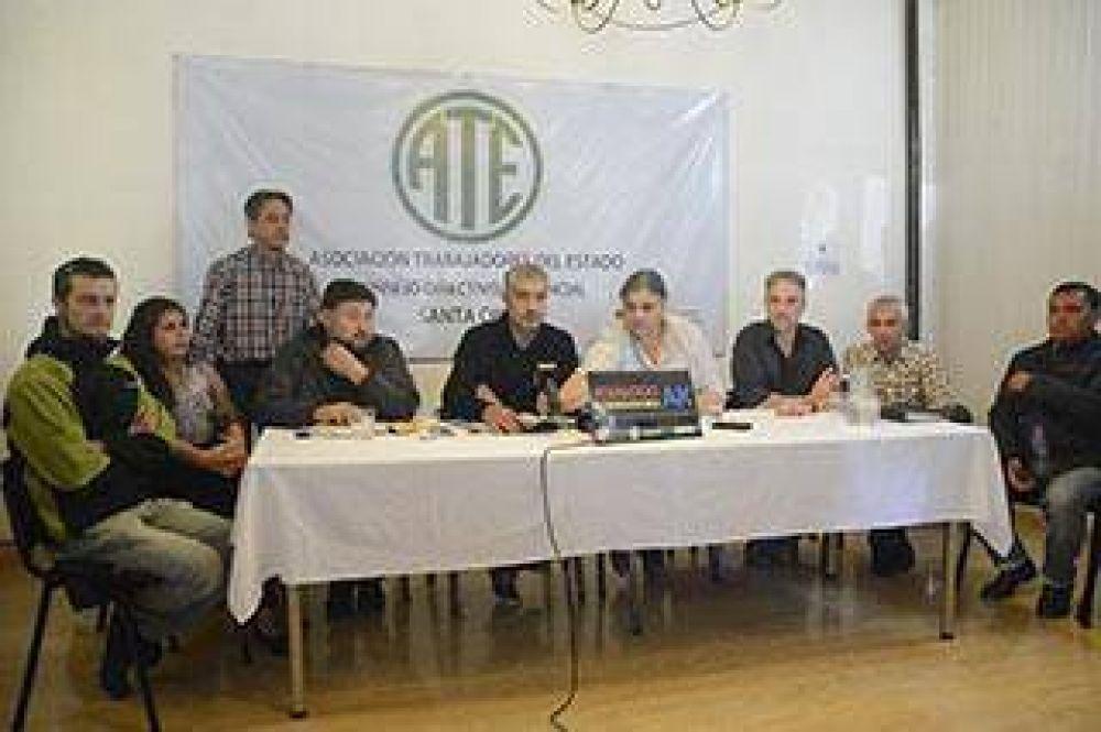 Mesa de Unidad Sindical busca reunirse con ministros de Nación