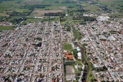 Más de 75 millones de pesos en obras de infraestructura para Olavarría