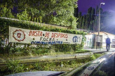 """""""Es evidente que a Cerámica San Lorenzo nada le resulta suficiente, pretendiendo continuar con 26 despidos más"""""""