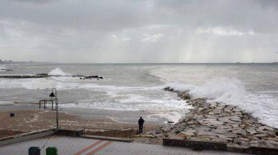 Defensa Civil brindó un informe actualizado con la situación meteorológica