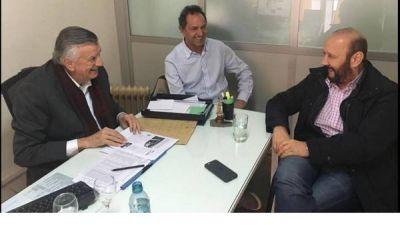 Gioja y Scioli encabezar�n la lista de unidad del PJ: Insfr�n figura clave en la conformaci�n
