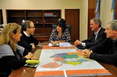 Provincia se reunió con intendentes y avanza en el SAME bonaerense