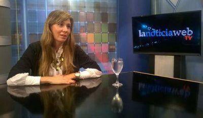 Rosal�a Fucello: �Montenegro va a volver y seguramente va a ser nuestro candidato�