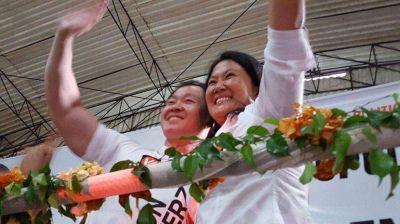 Keiko Fujimori calma las ansias presidenciales de su hermano Kenji