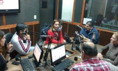 Ingrid Jetter mostró sus deseos de ser Gobernadora de Corrientes