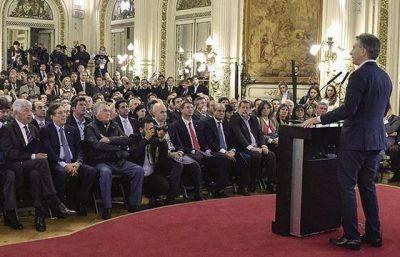 En Presidencia de la Nación, Salta firmó el Compromiso Federal Turístico