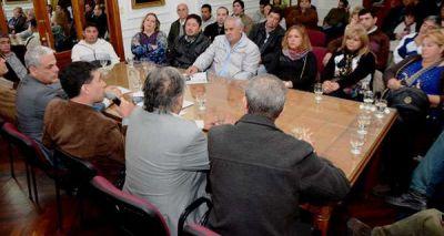 El gobierno provincial anunció medidas para reactivar la obra publica