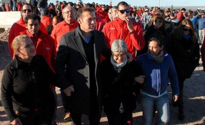 Gutiérrez espera el visto bueno de Nación para licitar 900 viviendas en la provincia