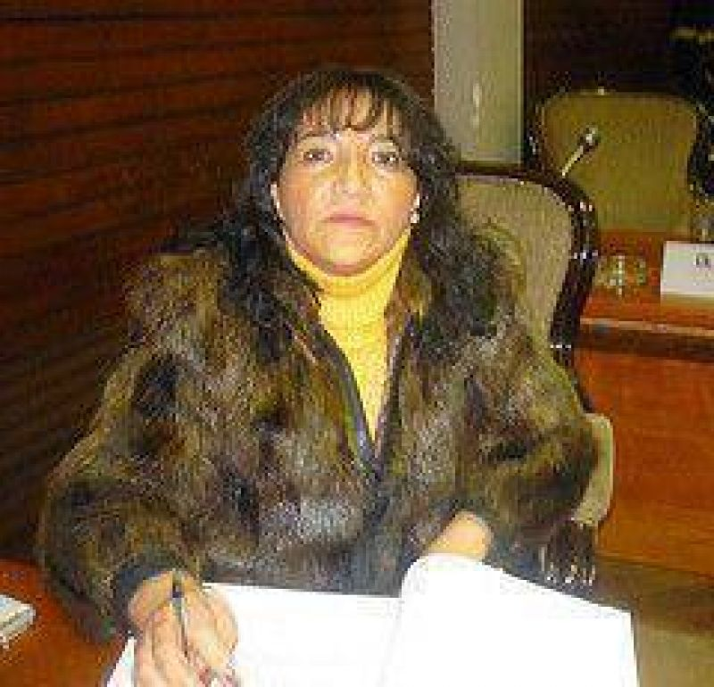 Piden informes por un centro de capacitación profesional Diputada Susana Pantoja (UCR).