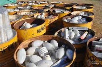 Condiciones para el desecho de residuos especiales en Sierra