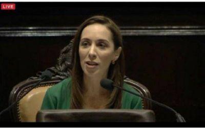 "Según Vidal, ""en Mar del Plata se mejoró la tasa del delito"""