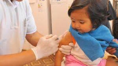 Campaña de vacunación antigripal en comedores municipales