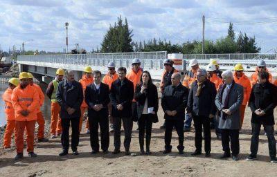 Vidal present� el Plan Hidr�ulico para la Provincia