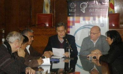 Jornada sobre ruidos molestos en el Concejo Deliberante