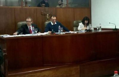 El Concejo Deliberante aprobó pedir un crédito de 150 millones para los túneles en Ballester