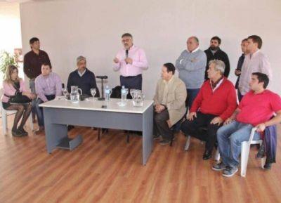 El ministro Villegas se reunió con Quintana y la Comisión interna de UPCN