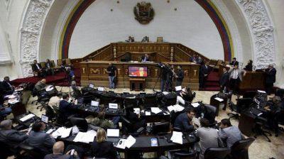 Parlamentarios venezolanos se quedar�n sin sueldo por falta de presupuesto