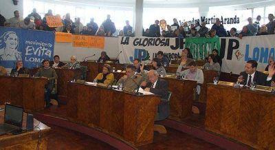 Despidos, energía y tarifazos fueron eje de discusión en el Concejo