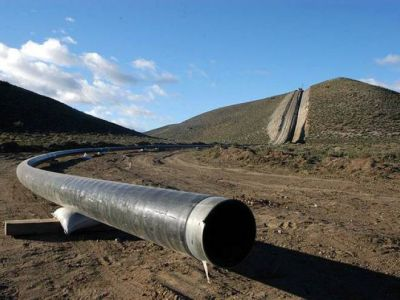 Naci�n vuelve a prometer la continuidad del gasoducto