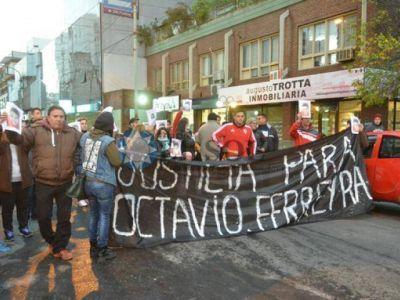 Tarde de marchas y pedidos de Justicia