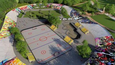 Velódromo: tras 23 años de abandono, harán un parque para deportes y recreación