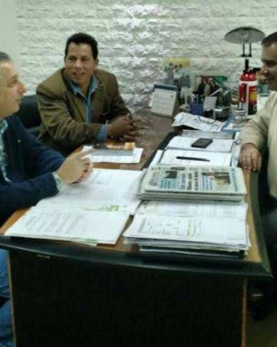 Passalacqua mantuvo una reunión con el ministro del Agro
