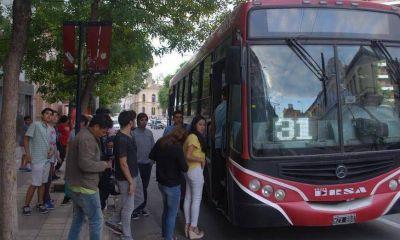 Oposición unida pide auditoría sobre el servicio de transporte urbano