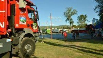 Villa Carlos Paz inicia gestiones para no quedarse afuera de la pr�xima edici�n del Rally Dakar