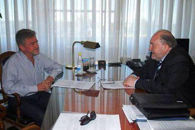 Raúl Crespillo, el nombre de la discordia en el plan de saneamiento de Santa Rosa