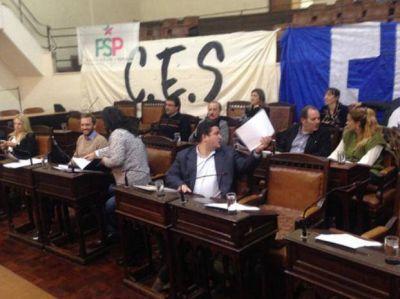 Se cayó la sesión del Concejo que iba a subir tarifas de taxis y colectivos