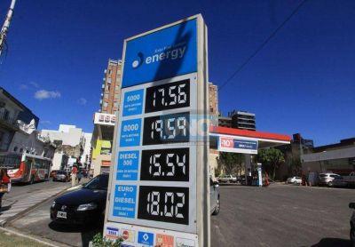 En Paraná, el aumento de la nafta, es solo un trascendido