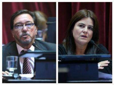 Guastavino y Kunath votaron a favor de la Ley antidespidos, De Ángeli en contra