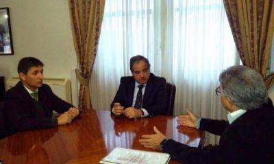 Julio Martínez gestionará fondos para la UNLaR