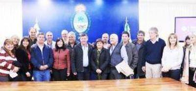 Ley de cr�dito p�blico: Peppo agradeci� a diputados y dijo que beneficiar� al pueblo